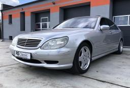 Mercedes-Benz Klasa S W220 S55 AMG