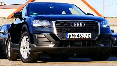Audi Q2 TDi S-Tronic Krajowa Gwarancja Navi NFC Klimatr.x2