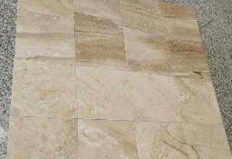 Płytki marmurowe BRECCIA SARDA 15x15x1