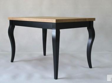stół Luigi - dębowy olejowany blat z litego drewna-1