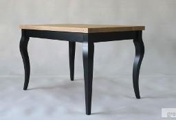 stół Luigi - dębowy olejowany blat z litego drewna