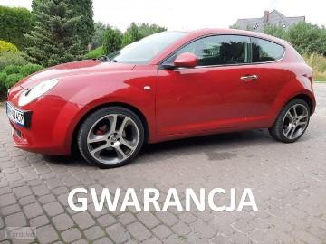 Alfa Romeo MiTo zadbana, bezwypadkowa, 120 KM, GWARANCJA