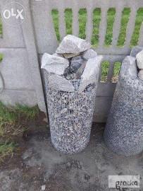 Kamień do gabionów gabion piaskowiec godulski