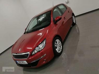 Peugeot 308 II 120KM ALLURE SPORT LIFT Navi LED Klimax2 CD Chrom Full PDC OPS Gwar.-1