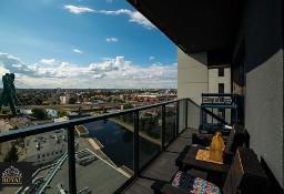 Kwk River Tower, Luksusowy Apartament, MEGA WIDOK, Siłownia, 62 mkwdr