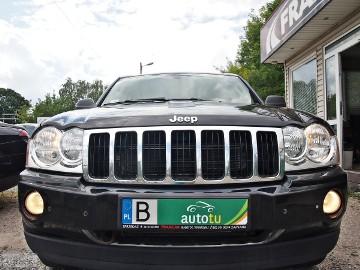 Jeep Grand Cherokee III [WK] 3.0 ON ! V6! 218KM! 4X4 ! SALON PL ! PARKTRONIC !