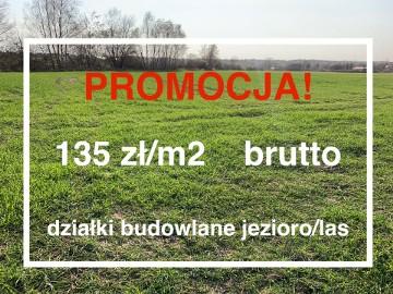 Działka budowlana Kórnik, ul. Mościenica - Działka 128/4 - Nad Jeziorem