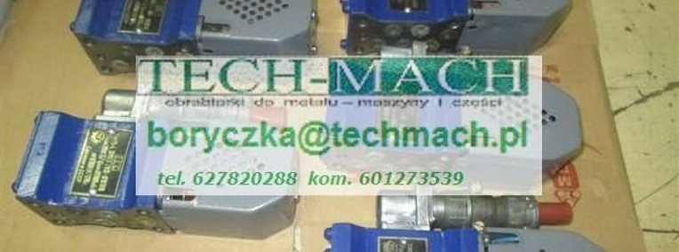 Zawór 54BPG-73-11, 110V do rosyjskich maszyn tel. 601273539-1