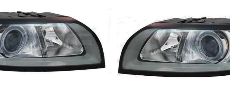 VOLVO V50 S40 07-12 REFLEKTOR LAMPA PRAWA LUB LEWA NOWA Volvo V50-1