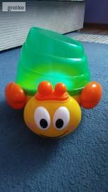 wirujący krab elefun Toys