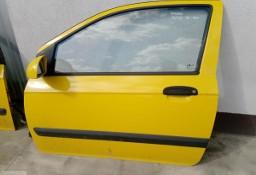 Drzwi lewe przód przednie Hyundai Getz 3D IA kompletne