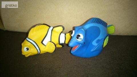 gumowe rybki do kąpieli cena za 2 sztuki