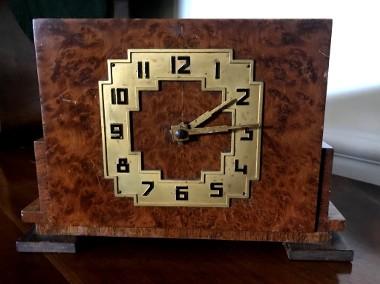 Zegar kominkowy / zegar stołowy ART DERCO.-1