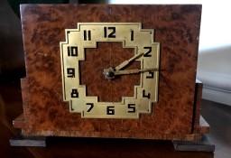Zegar kominkowy / zegar stołowy ART DERCO.