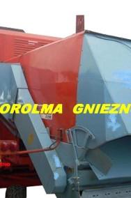 HIT Rozdrabniacz słomy Bizon Super Z-056 Rekord Z-058 Wągrowiec Z-050-2