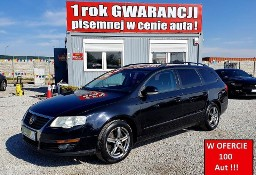 Volkswagen Passat B6 1 ROK GWARANCJI pisemnej, Navi, Nowy rozrząd, Tempomat, Zamiana