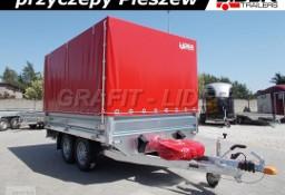 LT-064 przyczepa 280x170x150cm, specjalistyczna do straży, lekka, hamowana, DMC 750kg