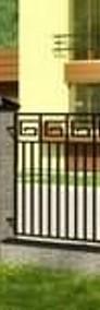 Ogrodzenia,przęsło ogrodzeniowe 120x200 cm P-26a-3