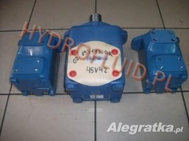VICKERS POMPA hydrauliczna 20V8A 1D 22R + zawór-1