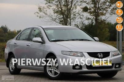 Honda Accord VII krajowy,1-właściciel,fa VAT,zarejestrowany,serwisowany,model 2005