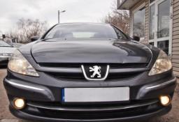 Peugeot 607 2.2 HDi 133 KM AUTOMAT SKÓRY ALU-FELGI PARKTRONIC