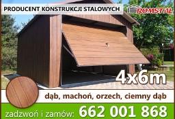 Garaż Ostrów