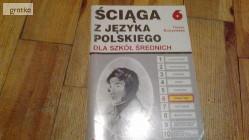 Sciąga z języka polskiego Romantyzm dla szkół srednich zeszyt 6 Teres