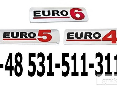 Emulator Adblue MAN, DAF, Volvo, Iveco, Scania, Renault Szczecin-1