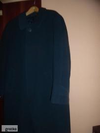 Elegancki płaszcz meski wełniano-kaszmirowy firmy NOOR