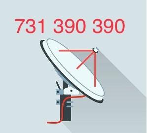 IGOŁOMIA Montaż Anten Satelitarnych oraz Naziemnych DVB-T Ustawianie Anten SerwisAnten24h