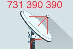 IGOŁOMIA Montaż Anten Satelitarnych oraz Naziemnych DVB-T Ustawianie Anten