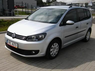 Volkswagen Touran II 1.6 TDI CR 105KM Trendline-1