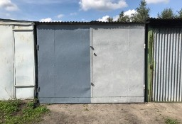 Garaż blaszany BYDGOSZCZ Szwederowo ul. Horodelska / Brzozowa