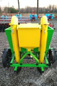 Sadzarka do ziemniaków 2-rzędowa Metalowe koszyki Transport-3