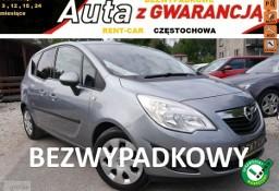 Opel Meriva B 1.4iTurbo*120PS*OPŁACONY Bezwypadkowy Klima Serwis GWARANCJA24Miesią