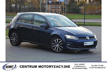 Volkswagen Golf VII 2013r 2.0 TDI - 4Motion - Nawigacja, Klimatyzacja AC