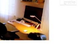 biurko narożne drewno multipleks