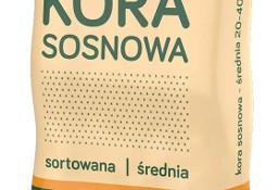 Kora sosnowa średnia 20-40 worek 80 litrów