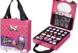Zestaw Różowy dla Dzieci Kosmetyki do Makijażu Make-up