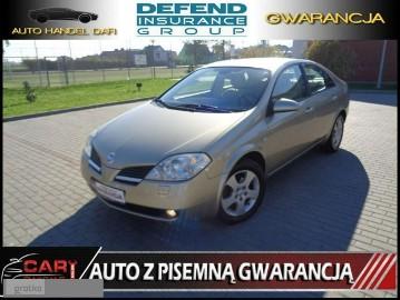 Nissan Primera III [P12] 1.8 125PS Navi Benzyna Śliczna Gwarancja