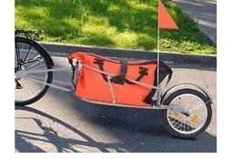 przyczepka rowerowa jednokołowa