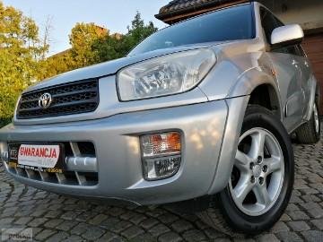 Toyota RAV 4 II 4x4 • WEBASTO • Z NIEMIEC • POTWIERDZONY PRZEBIEG