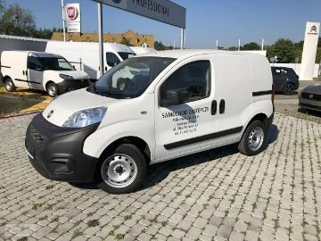 Fiat Fiorino OD RĘKI! 1.4 CNG 77KM Klima Leasing VAT23