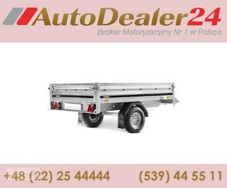 AutoDealer24.pl [NOWA FV Dowóz CAŁA EUROPA 7/24/365] 204 x 142 x 35 cm Brenderup 3205S