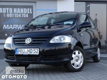 Volkswagen Fox 1.2 Benzyna Wspomaganie Kierownicy Sprowadzony