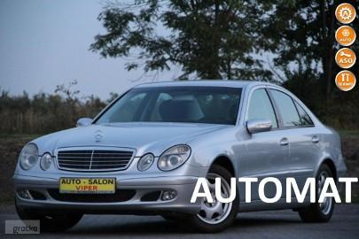 Mercedes-Benz Klasa E W211 Zarejestrowany*Serwis*Automat*Alufelgi
