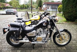 Honda Shadow VT 750 Gold Edition