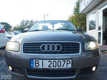 Audi A4 II (B6) 1.8 TURBO ! 163KM ! CABRIO ! AUTOMAT ! Ew.Zamienię