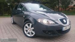 SEAT Leon II 1,6 MPi 102 KM Alu Cliatronic zadbany gwarancja