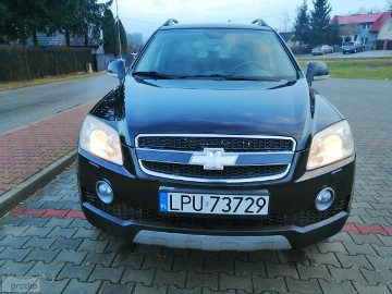 Chevrolet Captiva I 3.2 LT high